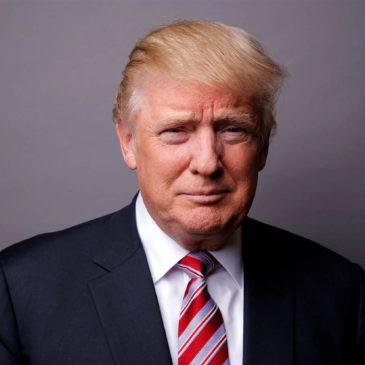 President as God