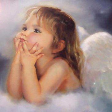 ¡Tu vida comenzó en el cielo!