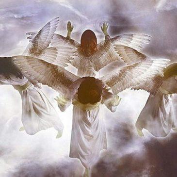 Cómo llamar a los ángeles rápidamente