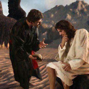 Lidiando con las acusaciones de Satanás.