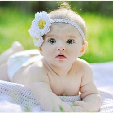 Cómo conseguir una niña bebé