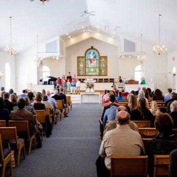 La iglesia es un lugar especial