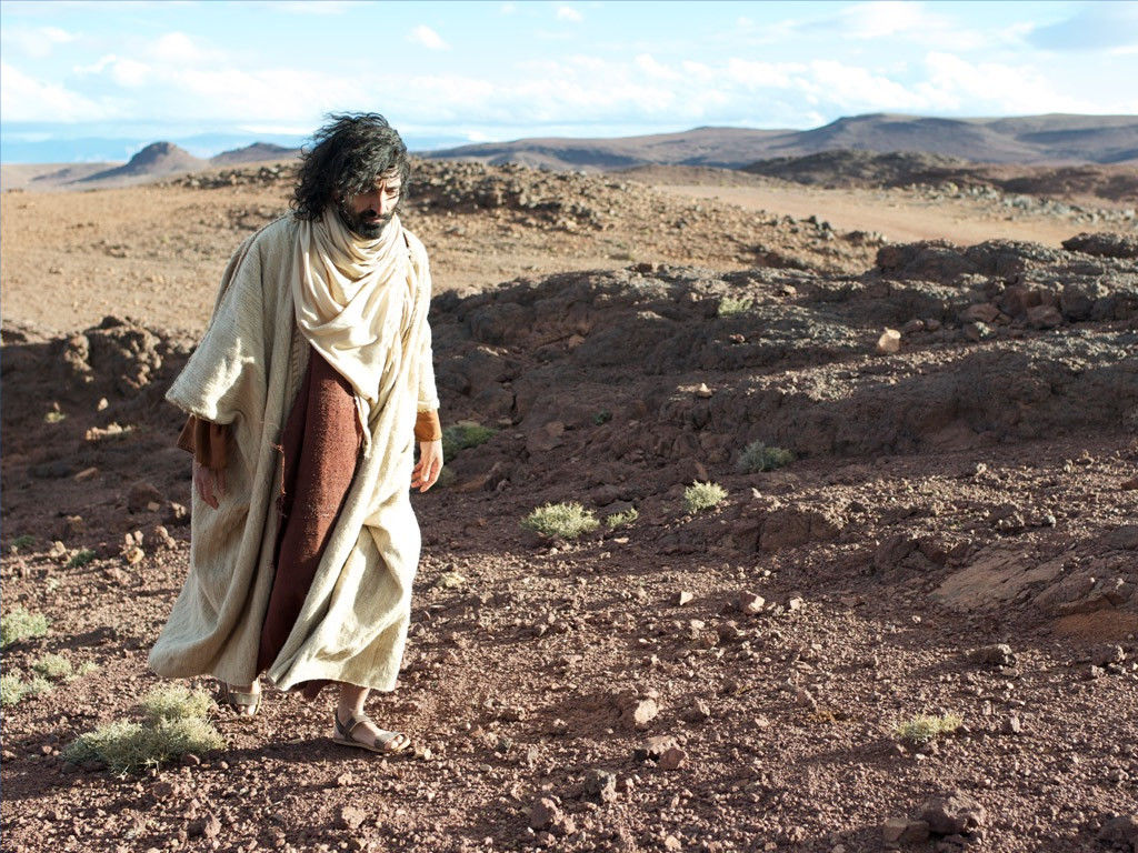 God led Jesus into temptation!