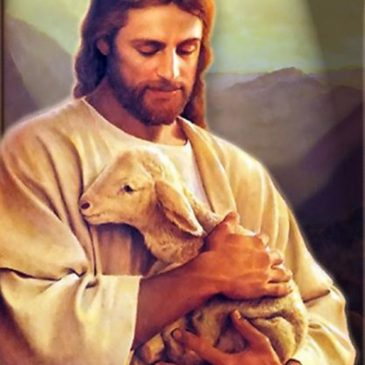 Jesús un muy buen pastor
