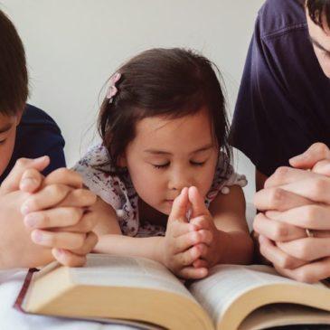 Entrene a su hijo de la manera de Dios