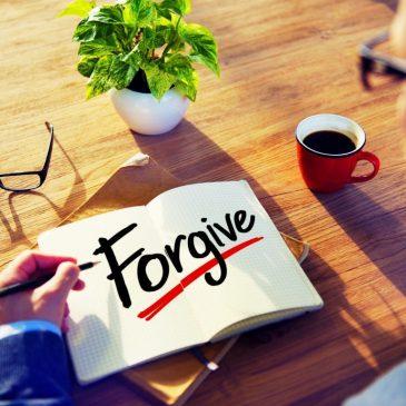 Perdonar es un arma