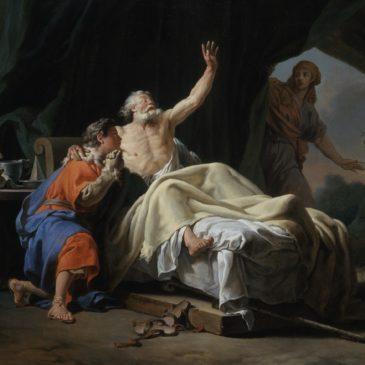 Jacob nunca robó bendiciones