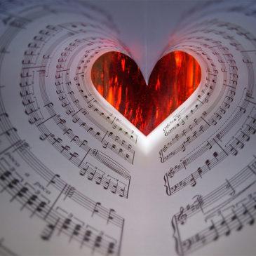 El poder del canto en su corazón