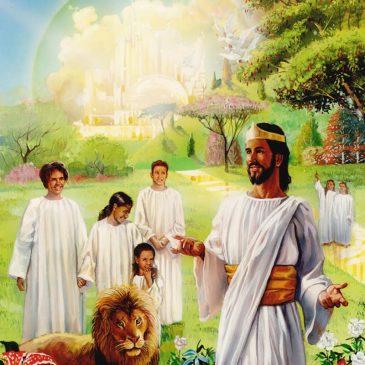 Después de la destrucción de Satanás.