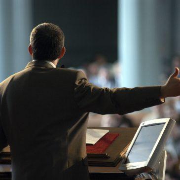 Ningún pastor es perfecto.