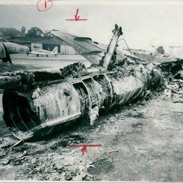 Dios estaba en la incursión de Entebbe