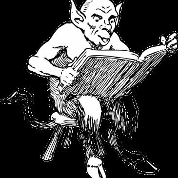Versos usados por demonios.