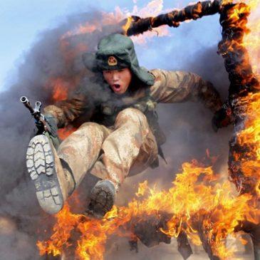 «¡Preferiría servir en el ejército!»