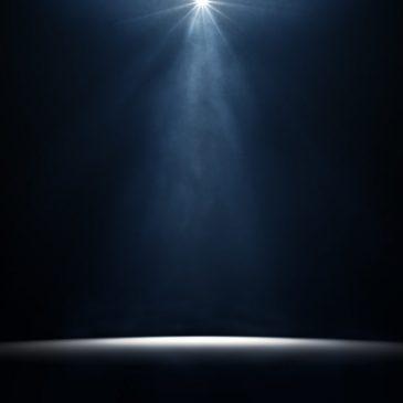 Gracias a Dios por la luz.