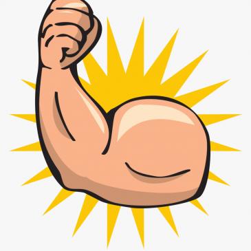 El brazo fuerte extendido de Dios