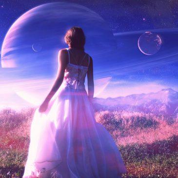 Obtenga sueños celestiales claros.