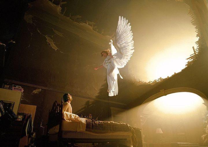 Los ángeles de Dios te están protegiendo.