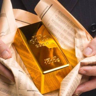 Dios te ha dado oro.