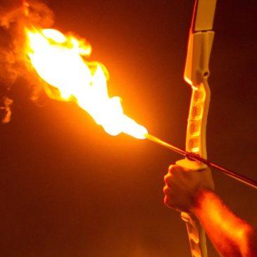 Cómo enviar fuego a los campamentos de Satanás