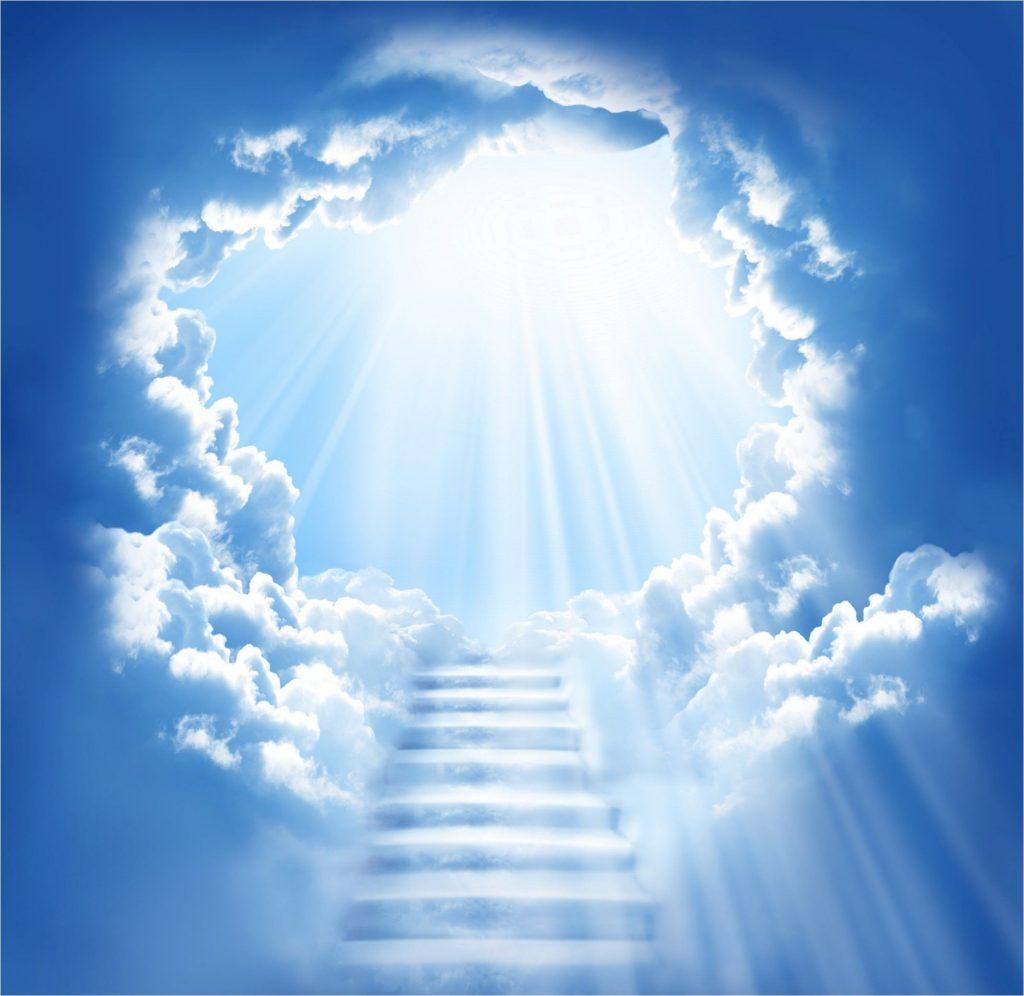 Cómo los ángeles de Dios cantan las canciones de tu iglesia.