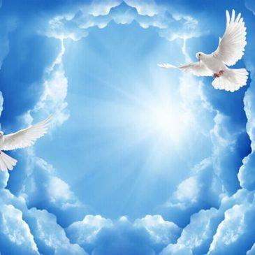 Cómo los ángeles de Dios te fortalecen.