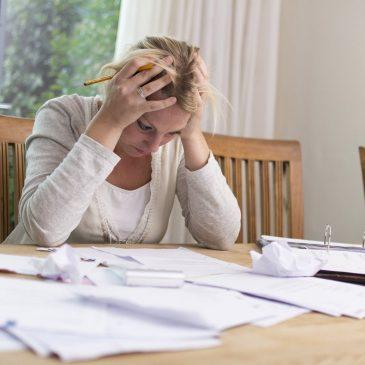 Cómo salir de muchas deudas