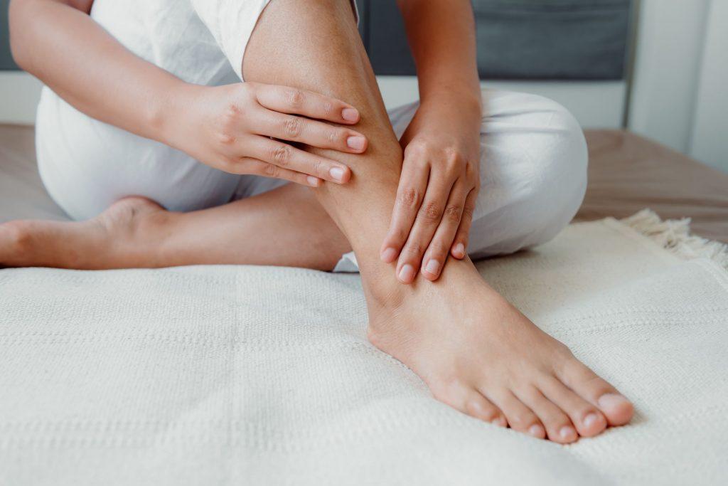 Algo espiritual en tus pies