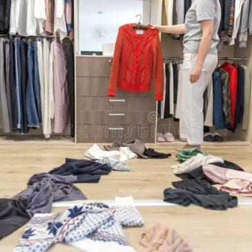 Deseche estos 5 tipos de ropa