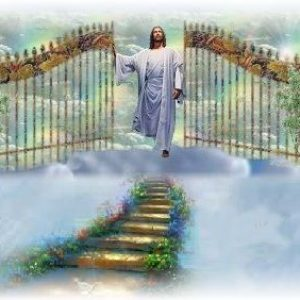 My dear wife was denied entry into Heaven